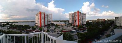 Miami Condo For Sale: 1200 NE Miami Gardens Dr #814W