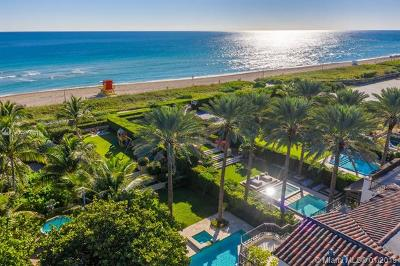 Coconut Grove, Coral Gables, Fisher Island, Key Biscayne, Miami Beach Single Family Home For Sale: 7737 Atlantic Way