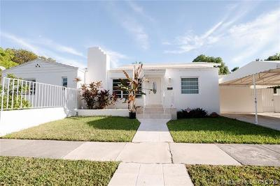 Miami Single Family Home For Sale: 2301 SW 4th Ave