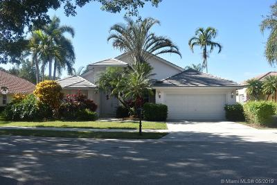 Weston Single Family Home For Sale: 824 NE Heron Rd