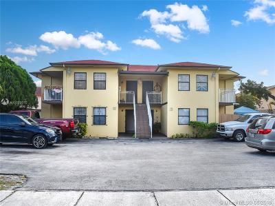 Hialeah Multi Family Home Active With Contract