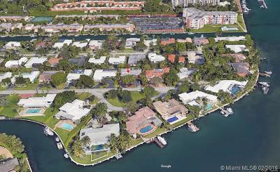 Miami Shores Single Family Home For Sale: 1501 NE 103rd St