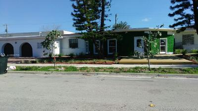 Florida City Single Family Home For Sale: 1493 NW 1st Ave