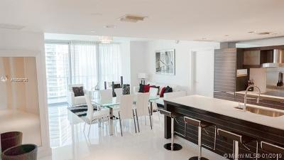 Condo For Sale: 200 Biscayne Blvd Wy #3608