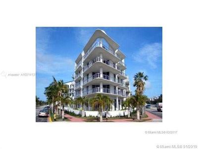 Miami Beach Condo For Sale: 2001 Meridian Ave #428