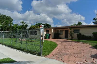 Cutler Bay Single Family Home For Sale: 10521 Caribbean Blvd