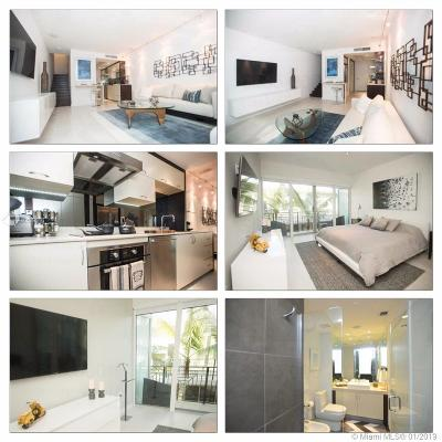 Miami Beach Condo For Sale: 2130 Park Av #TH3