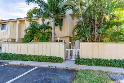 Jupiter Condo For Sale: 6262 Riverwalk Ln #2