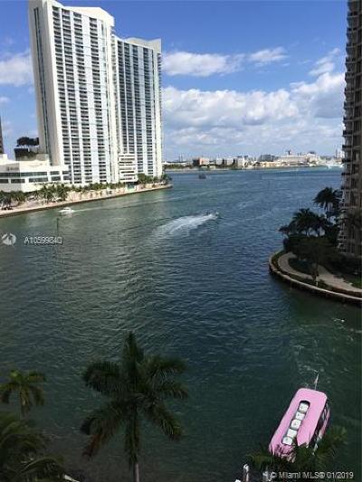 Miami Condo For Sale: 465 Brickell Ave #817