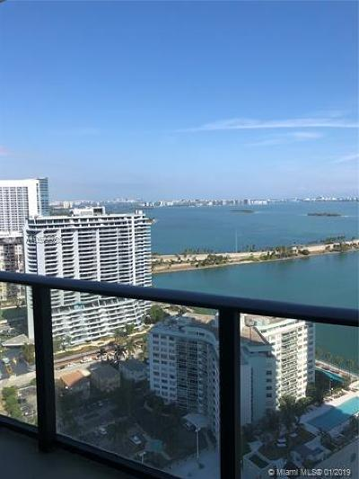 Paraiso Bay View Condo, Paraiso Bay Views, Paraiso Bayview, Paraiso Bayviews, Paraiso Bayviews Condo Rental For Rent: 501 NE 31 St #3404