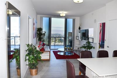 Hallandale Condo For Sale: 2600 E Hallandale Beach Blvd #T3308 (U
