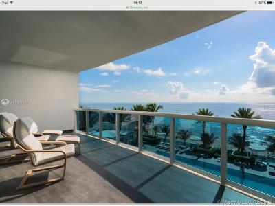 Hollywood Condo For Sale: 2711 S Ocean Dr #604