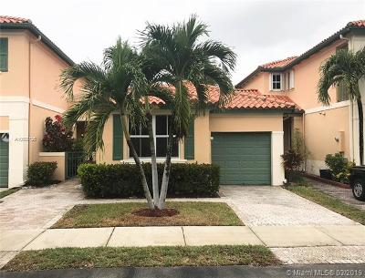 Miami Lakes Condo For Sale: 8389 NW 143rd Ter #8389