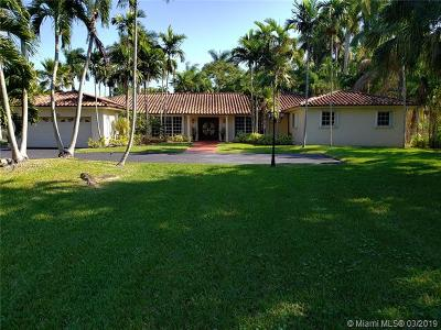 Miami Single Family Home For Sale: 14135 N Miami Ave