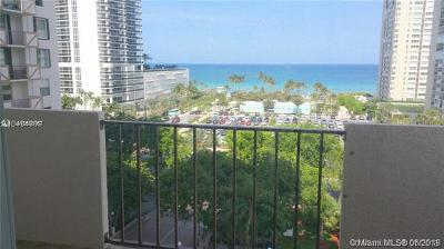 Hallandale Condo For Sale: 1865 S Ocean Dr #9M