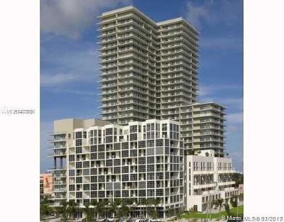 Miami Condo For Sale: 3470 E Coast Ave #H0406
