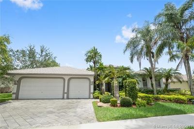 Weston Single Family Home For Sale: 2536 Eagle Run Drive