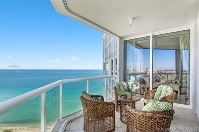 Hollywood Condo For Sale: 6001 N Ocean Dr #1702
