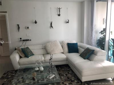 Hollywood Condo For Sale: 4001 S Ocean Dr #8J