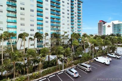 Hollywood Condo For Sale: 3901 S Ocean Dr #3C