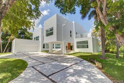 Coral Gables Single Family Home For Sale: 7810 Los Pinos Blvd