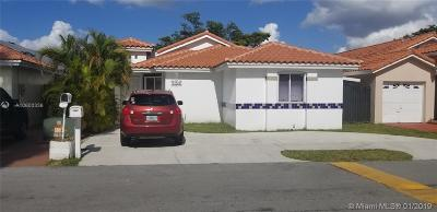 Miami Single Family Home For Sale: 12261 SW 18th Ter