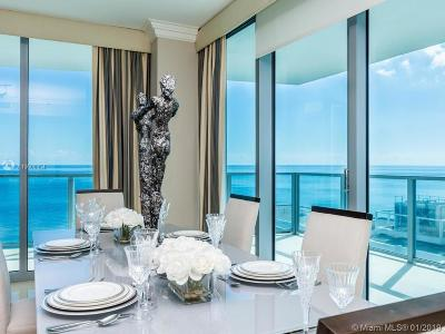 Hollywood Condo For Sale: 3101 S Ocean Dr #1902