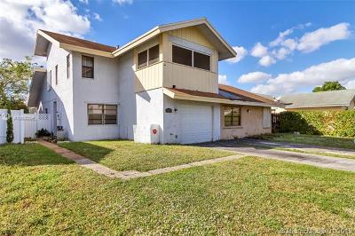 North Lauderdale Condo For Sale: 1306 SW 74th Ave