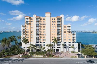 North Bay Village Condo For Sale: 1625 Kennedy Cswy #908A