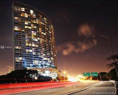 Miami Condo For Sale: 601 NE 36th St #1204