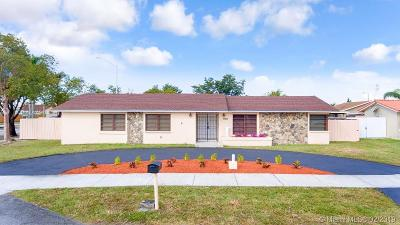 Miami Single Family Home For Sale: 2550 SW 131st Pl