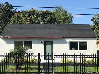 Single Family Home For Sale: 227 NW 48th St