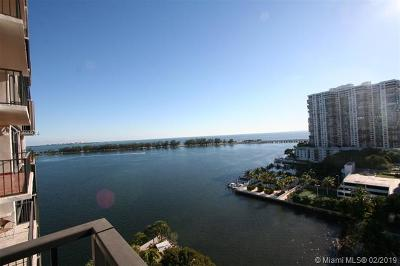 Miami Rental For Rent: 1925 Brickell Ave #1410