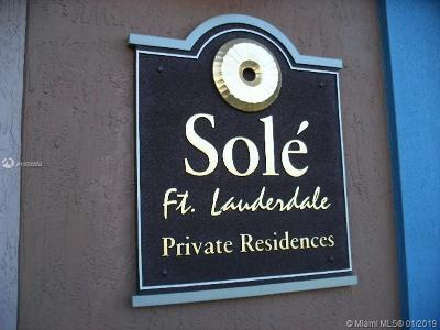 Fort Lauderdale Condo For Sale: 533 NE 3rd Ave #423