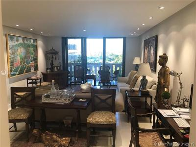 Key Biscayne Condo For Sale: 1121 Crandon Blvd #F604