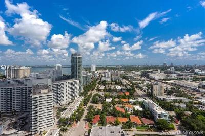 Miami Beach Condo For Sale: 1330 West Ave #2709