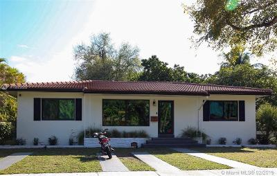 Miami Shores Single Family Home Active With Contract: 9555 NW 2nd Ave