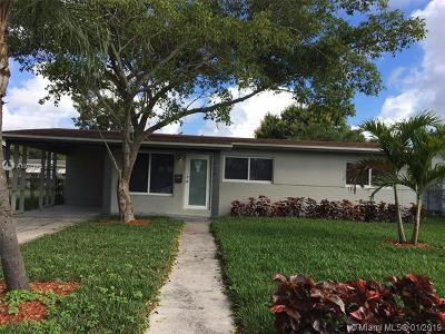Fort Lauderdale Single Family Home For Sale: 608 SW 22nd Ter