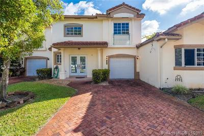 Cooper City Single Family Home For Sale: 5930 SW 99th Ter