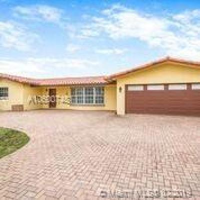 Fort Lauderdale Single Family Home For Sale: 2820 NE 57th St