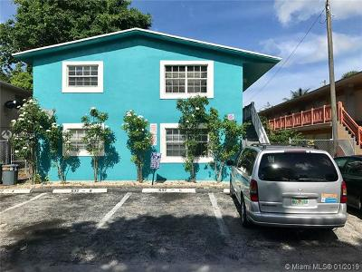 Fort Lauderdale Multi Family Home For Sale: 632 SW 16 Ave.