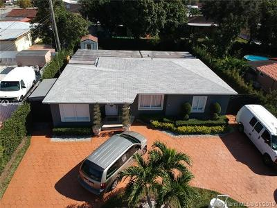 Miami Single Family Home For Sale: 1321 SW 72nd Ct