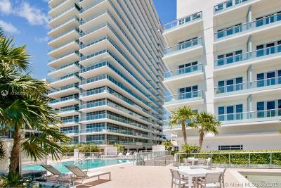 Miami Beach Condo For Sale: 3737 Collins Ave #S-602