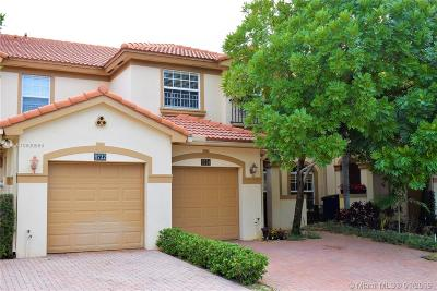 Cooper City Condo Active With Contract: 9724 Darlington Pl