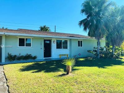Homestead Single Family Home For Sale: 1681 NW 10th Ave