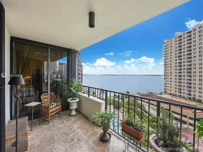 Condo For Sale: 520 Brickell Key Drive #A1013
