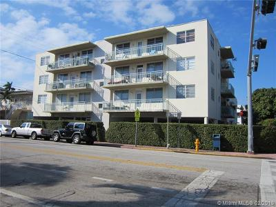 Miami Beach Condo For Sale: 1480 Euclid Ave #301