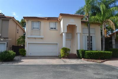 Doral Single Family Home For Sale: 5850 NW 113th Pl
