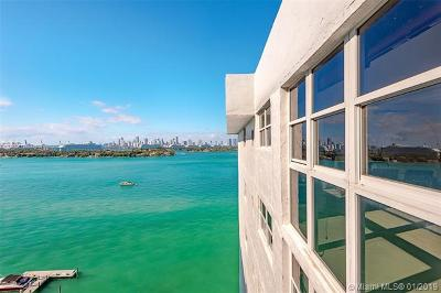 Miami Beach Condo For Sale: 1228 West Ave #PH-1515