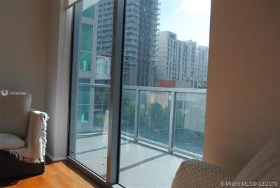 Rental For Rent: 1050 Brickell Ave #422